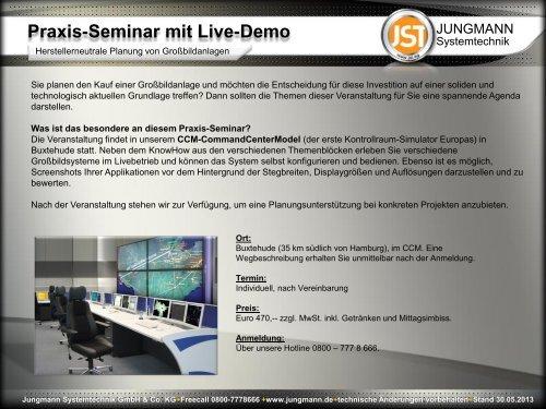 Download PDF - Jungmann Systemtechnik