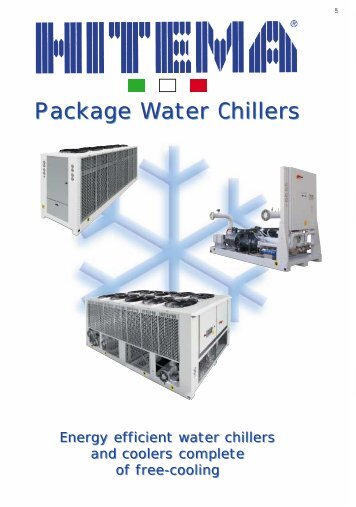 HITEMA Cooling systems catalogue - techsystem