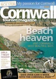 My passion for Cornwall - Free2Read