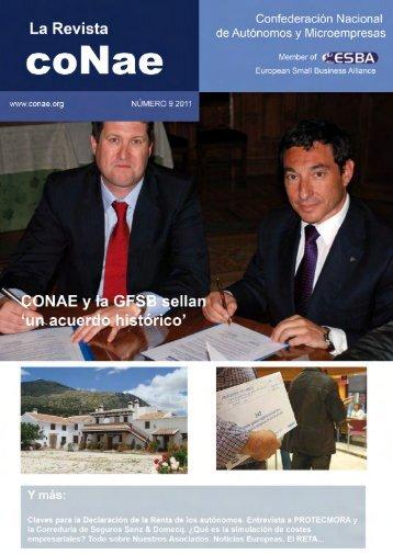 Revista nº 9 - Conae