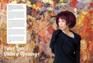 Pearl Lam's Gallery Opening - B-Beyond Magazine