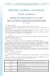 Journal officiel de la République française - N° 265 du ... - Sorc-fno.fr
