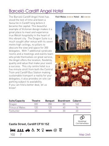 Barceló Cardiff Angel Hotel - Visit Cardiff