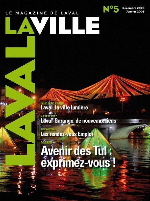 Avenir des Tul : exprimez-vous ! - Laval