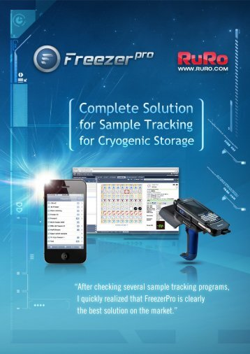 Sample Management Software - Thermo Fisher