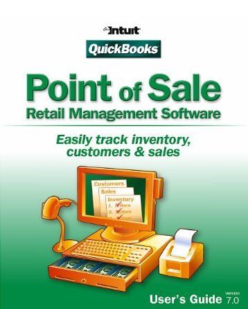 Point of Sale 7.0 User's Guide - The QuickBooks Specialists