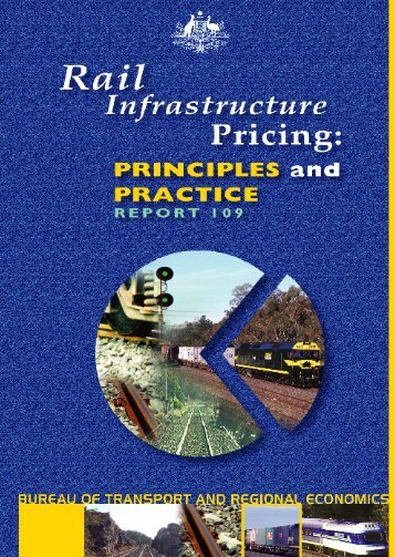 PDF: 3052 KB - Bureau of Infrastructure, Transport and Regional ...