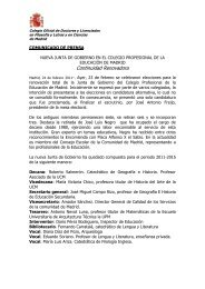resultadoelecciones2.. - Colegio de Doctores y Licenciados