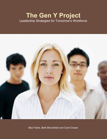 The Gen Y Project - Millennial Leaders