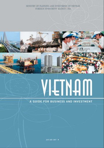 Viet Nam - A Guide for Business and Investment - asean-korea centre