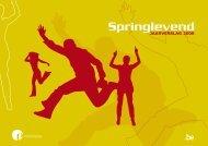 Springlevend (PDF, 2.22 MB) - Fedweb - Federale Portaalsite