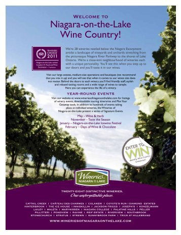 Download - Wineries of Niagara-on-the-Lake