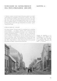 Kap 4, Nybyggeri og konkurrence fra privatskolerne 1880-1899