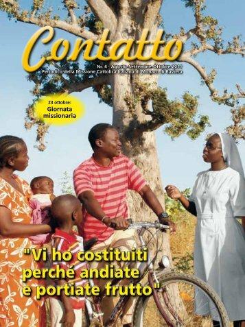 Media:Contatto nr. 04 - 2011.pdf - Missione Cattolica Italiana di ...