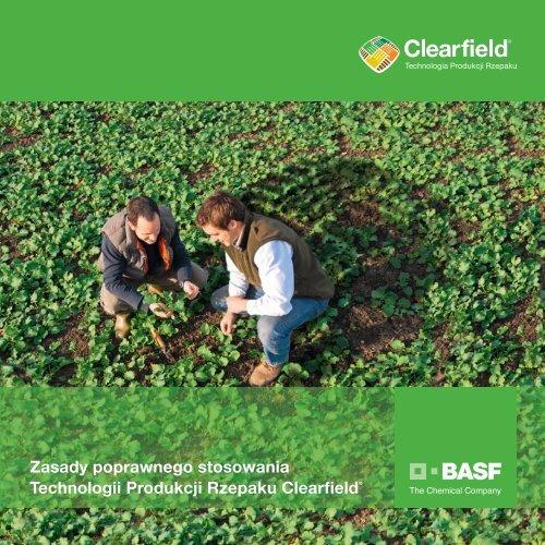 Clearfield broszura techniczna 210x210 BASF JW ... - BASF Polska