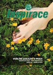 Inspirace 1/2013 - Svaz zakládání a údržby zeleně
