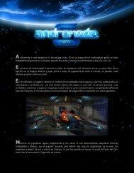 Andrómeda 5 está basado en la tecnología Unity- 3D es un juego ...