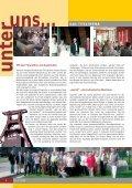 uns... unter - Gemeinnützige Wohnstättengenossenschaft Wanne ... - Seite 6