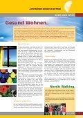 uns... unter - Gemeinnützige Wohnstättengenossenschaft Wanne ... - Seite 7