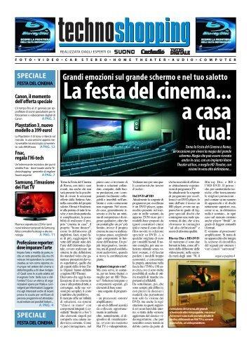 cinema - Technoshopping