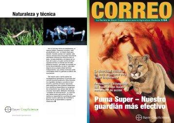 Puma Super – Nuestro guardián más efectivo