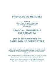 borrador de memoria - Universidade de Santiago de Compostela