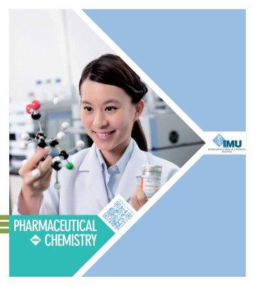 pharmaceutical chemistry - International Medical University(IMU)