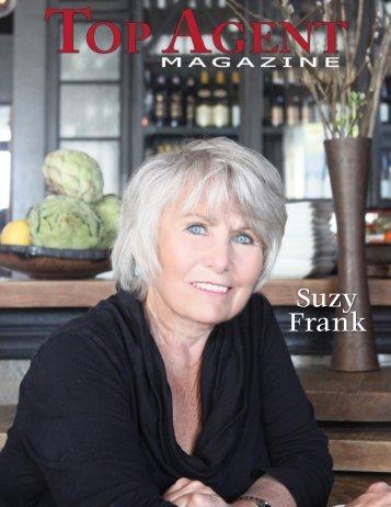 Suzy Frank - Top Agent Magazine
