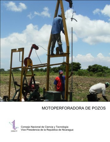 MOTOPERFORADORA DE POZOS - Ideassonline.org