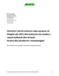 Vlerësimi i barrës tatimore sipas qarqeve në Shqipëri për ... - AL-Tax