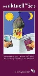 Das kleine Buch Das kleine Buch - tvd-Verlag