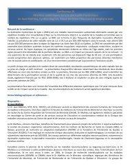 Conférence 29 Atteintes systémiques dans la dystrophie ...