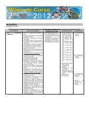 Pegue os Planos de Curso 2012 AQUI - Portal Marista