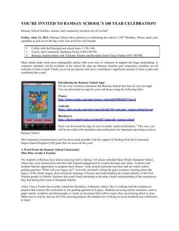 Local Summer Fun For Kids - Ramsay Community Association