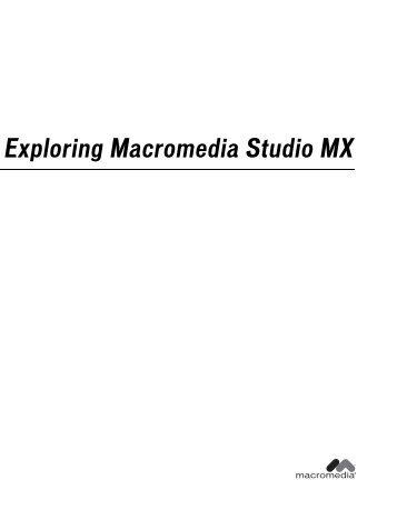 Exploring Studio MX.pdf