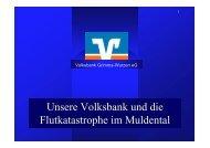 Präsentationsfolien Volksbank Grimma-Wurzen (pdf-Datei / 5 MB)