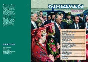 Moelven Industrier ASA er et norsk industrikonsern notert på Oslo ...