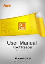 Download - Parent Directory - Foxit