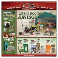 20% OFF - Del's - Feed And Farm Supply