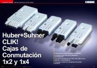 huber+suhner - TELE-satellite International Magazine