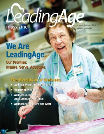 January/February issue - LeadingAge