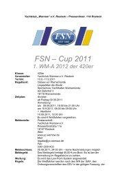 FSN – Cup 2011 - raceoffice.org - Das!