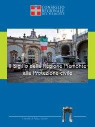 Il Sigillo della Regione Piemonte alla Protezione civile - Consiglio ...