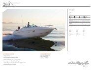 260 - Sea Ray