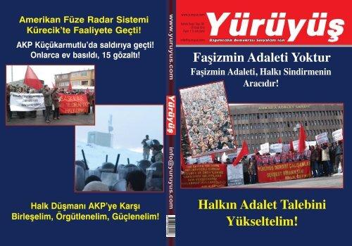 Halk Düşmanı AKP'ye Karşı - Yürüyüş