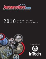 Download 2010 Automation.com Media Planner