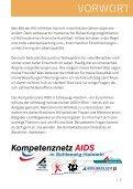 eine hiv-infektion - Lübecker AIDS-Hilfe e.V. - Page 5