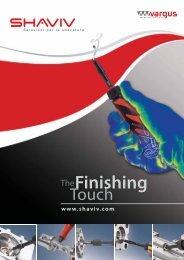 Catalogo VARGUS 01/2012 - SEF meccanotecnica