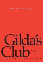 Gilda's Club wo s ³ecause of ou - LJS Communications