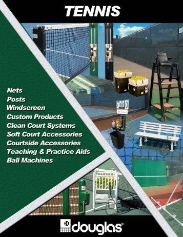 Tennis Tutor Plus - Douglas Sports Nets and Equipment